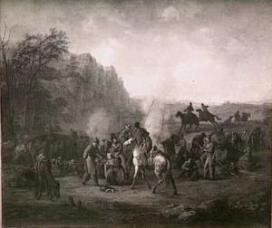 Kozakkennachtleger