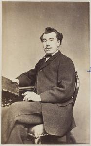 Portret van Karel Frederik Henneman (1844-1912)