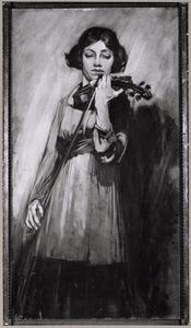 Portret van Hettie Green