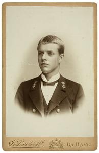 Portret van Rudolf Willem Hartman (1870-1952)