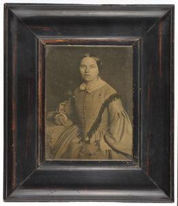 Portret van Cornelia Maria Broers (1836-1908)