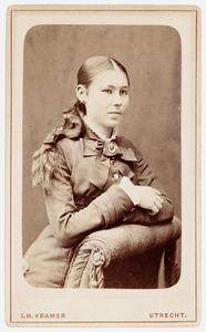 Portret van Anna Oudemans