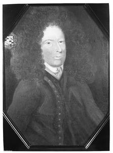 Portret van Hendrik Willem Westerholt (....-1721)