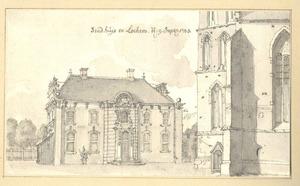 Lochem, het stadhuis