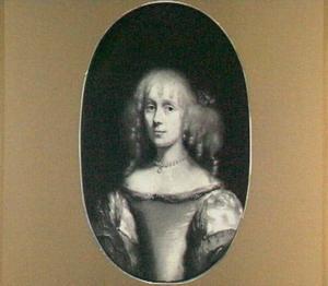 Portret van Agatha Bicker (1645-1716)