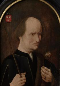 Portret van Arent Franckensz. van der Meer (?-1503)