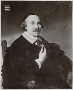 Portret van Pieter Anthonisz. van Bronckhorst (1588-1661)