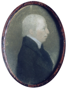 Portret van Gerrit Willem Stork ( -1854)