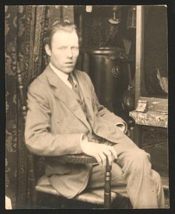 Lodewijk Schelfhout in zijn Parijse tijd