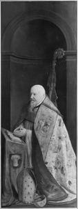 De Viglius-triptiek: Viglius Aytta, tweede gemijterde proost van de Sint-Baafskathedraal (1507-1577)