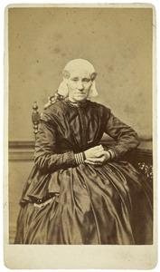 Portret van Beitske Dirks Dijkstra (1809-1885)