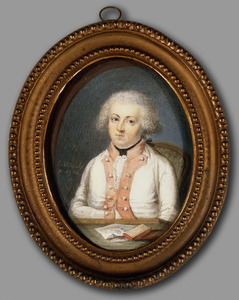 Portret van Lodewijk Frederik Christiaan von Weitolshausen gen. Schrautenbach (1766-1834)