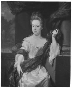 Portret van Adriana Pompe van Meerdervoort (1664-1737)