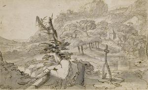Bosrijk landschap