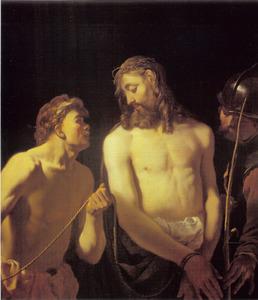 De bespotting van Christus