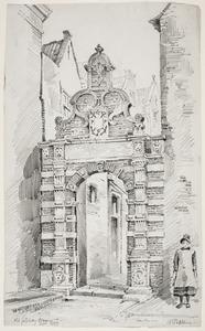Admiraliteitspoortje in Hoorn