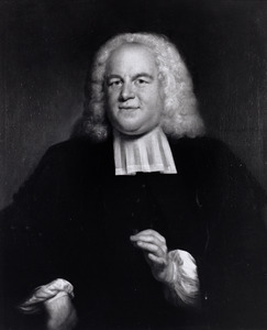 Portret van David Mill (1692-1756)