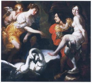 Pygmalion bidt tot Venus om zijn beeld tot leven te wekken
