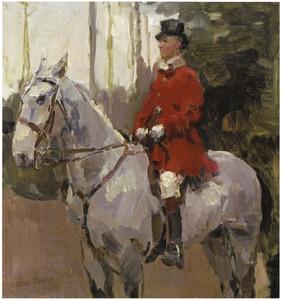 Rode rijder (Ing. J.P. Leeuwenburg)