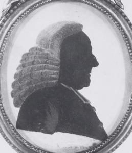 Portret van Antony Kist (1722-1794)