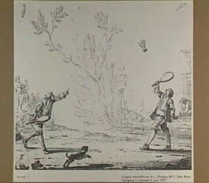 Het pluimbalspel