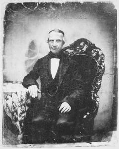 Portret van Jan Broers (1797-1873)