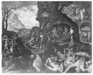 Orpheus in de onderwereld (Met. 10:11-63)