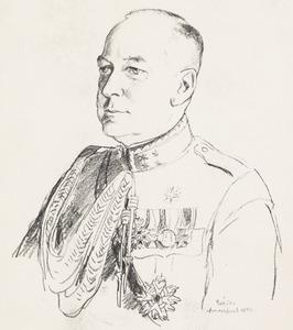 Portret van Adrianus Rudolphus van den Bent (1883-1957)
