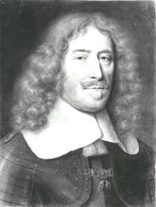 Portret van Markgraaf Wilhelm von Baden
