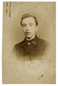 Portret van Jean Joseph Meersmans (1844-1911)