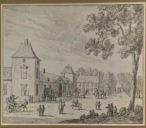De stallen van het Huis Honselaarsdijk te Honselersdijk