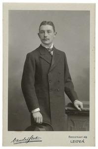 Portret van Frank David Bijleveld (1879- )