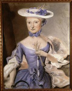 Portret van Susanna Catharina van Heemskerck (1741-1785)