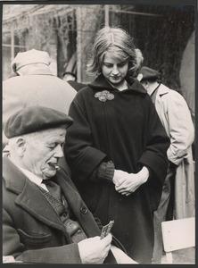 Dora Tuynman in Parijs