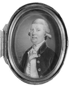 Portret van Aletta Adriana van Vollenhoven (1742-1825)