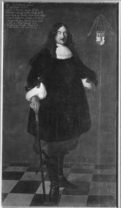 Portret van Ove Bielke van Østraat (1611-1674)