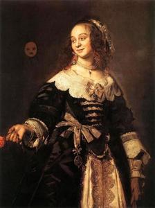Portret van Isabella Coymans ( -1689)