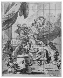 De zelfmoord van Dido (Aeneis 4:642-705)