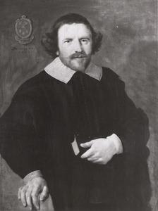 Portret van Boudewijn Catz (1602-1663)