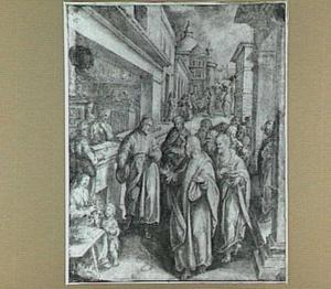 De roeping van Matteüs