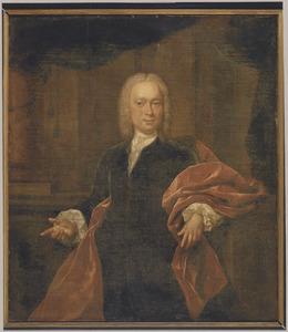 Portret van Johan van Haeften (1714-1748)