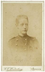 Portret van van Heemstra