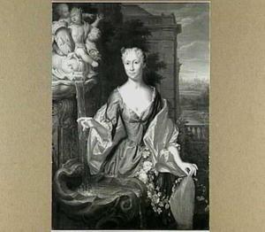 Portret van Maria Isabella Velters (1712-1766)