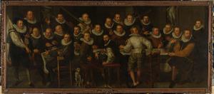 Korporaalschap van kapitein Gillis Jansz. Valckenier en luitenant Pieter Jacobsz. Bas