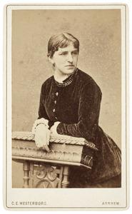 Portret van Susanna Sophia Ortt van Schonauwen (1852-1922)