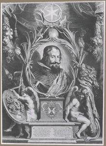 Portret van don Gasparo de Guzmàn, graaf van Olivares, hertog van San Lucar de Barrameda