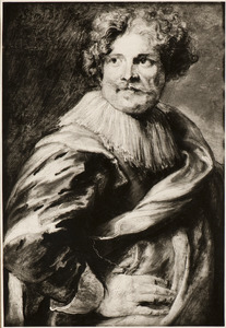 Portret van Simon de Vos (1603-1676)