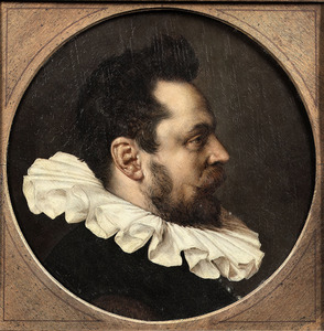 Portret van een  man, mogelijk Dirck Jacobsz. Rosecrans (?-?)