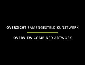 Serie van acht tekeningen, in 2011 aan Nederland geschonken door de erfgenaam van Arthur Feldmann (1877-1941)