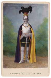 Portret van Frans Johan Lisman (1877-1959)